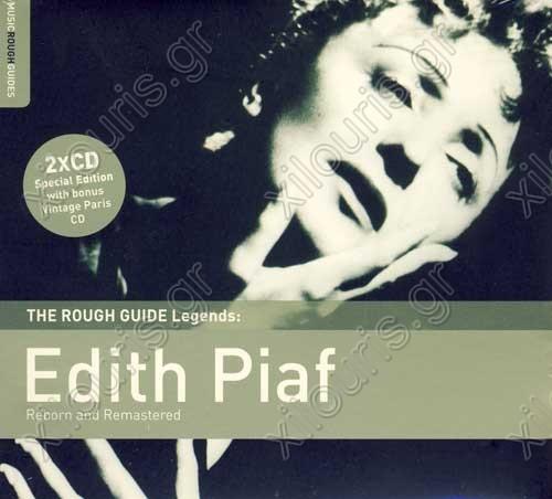 The Rough Guide Legends  Edith Piaf - France - CD   DVD   Books ... add58537da9